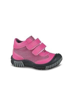 Ceyo Kız Çocuk Pembe Kışlık Spor Ayakkabı 7578-12
