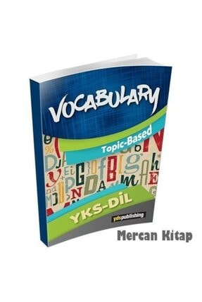 Ydspublishing Yayınları Yks Dil Vocabulary Topic Based
