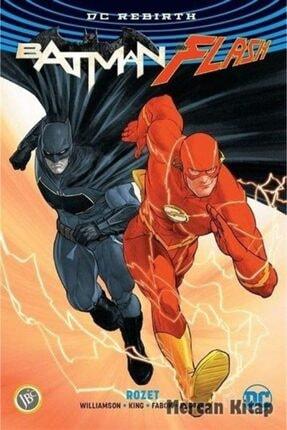 Jbc Yayıncılık Batman The Flash / Rozet - Özel Edisyon