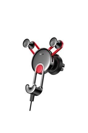 Baseus Yy Lightning Kablolu Araç Içi Telefon Tutucu