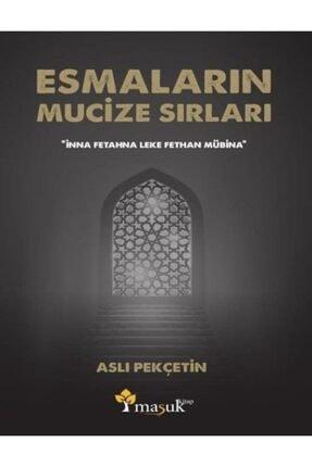 Maşuk Kitap Esmaların Mucize Sırları