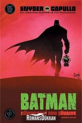 Jbc Yayıncılık Batman: Dünyadaki Son Şövalye 1.kitap