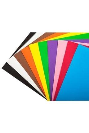 Bigpoint Alex Scholler Fon Kartonu 50x70cm 160 gram Karışık 10 Renk