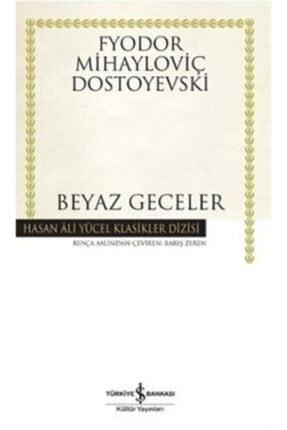 İş Bankası Kültür Yayınları Beyaz Geceler /