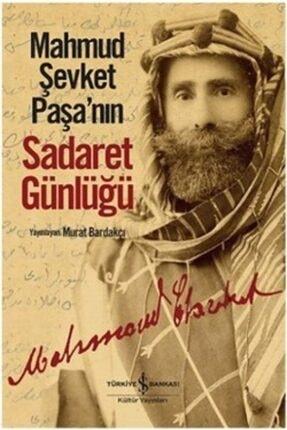 İş Bankası Kültür Yayınları Mahmud Şevket Paşa'nın Sadaret Günlüğü /