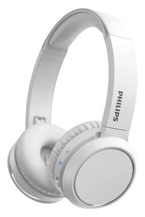 Philips Tah4205 Beyaz Bluetooth Kulak Üstü Kulaklık
