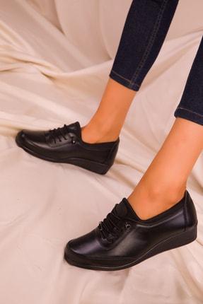 SOHO Siyah Kadın Casual Ayakkabı 15709