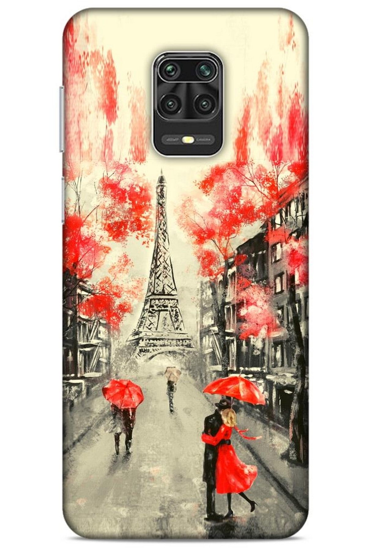 Lopard Cityx (9) Xiaomi Redmi Note 9 Pro Kılıf Silikon Kapak Desenli 1