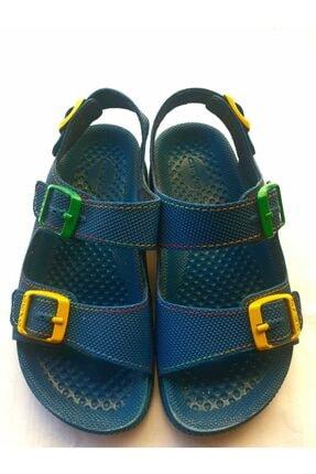 Ceyo Mavi Çocuk Sandalet