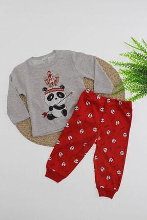 Dandini Panda Baskılı Pijama Takımı