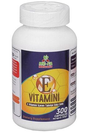 Mefa Naturals E Vitamini 300 Kapsül