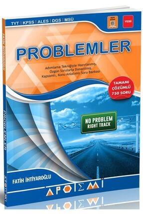 Apotemi Yayınları Apotemi Matematik Problemler 2021
