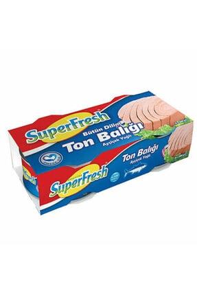 SuperFresh Ayçiçek Yağlı Ton Balığı 12 Paket