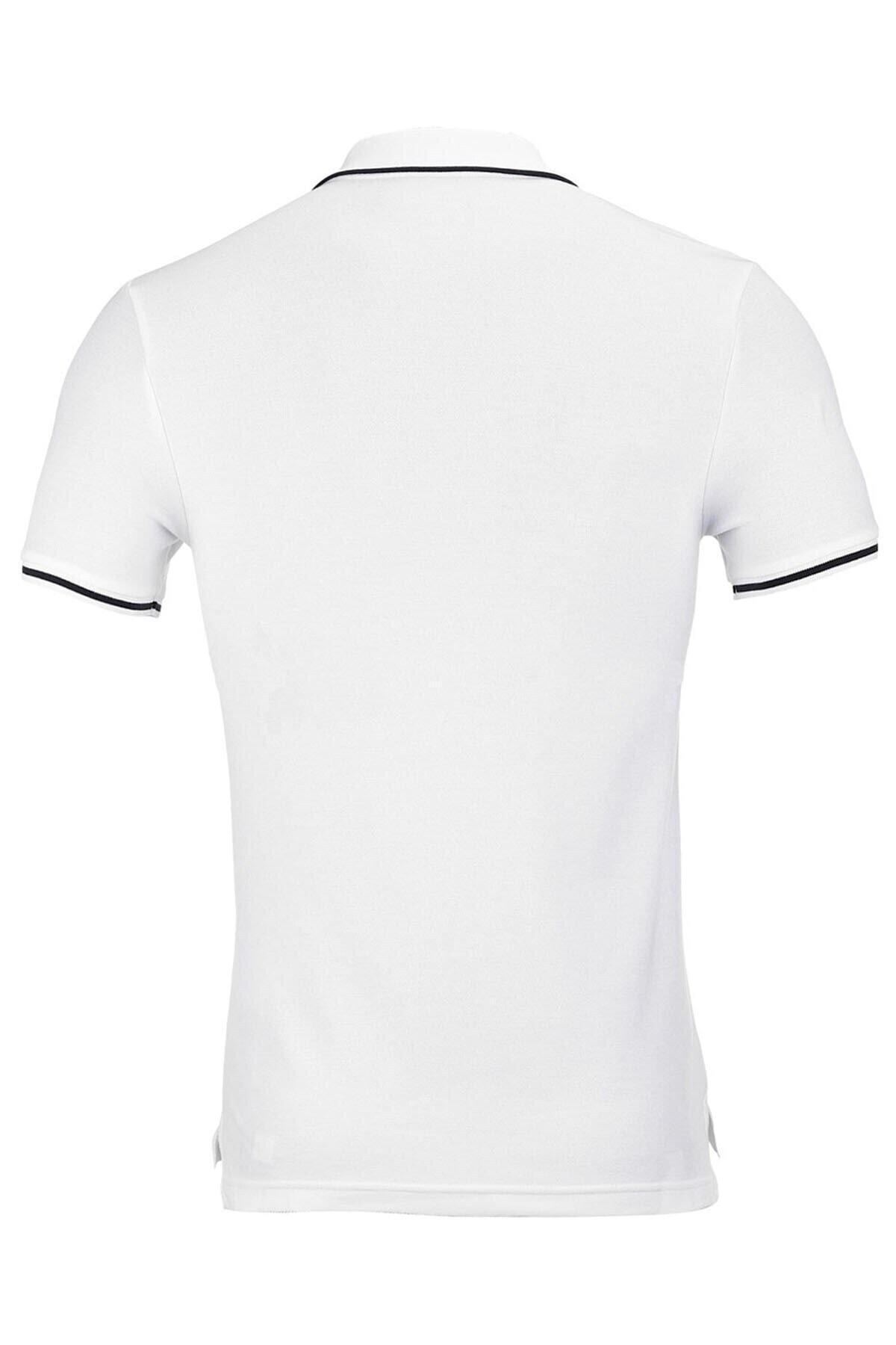 Nike Erkek Beyaz M Polo Tm Club19 Polo Tişört Aj1502-100 2