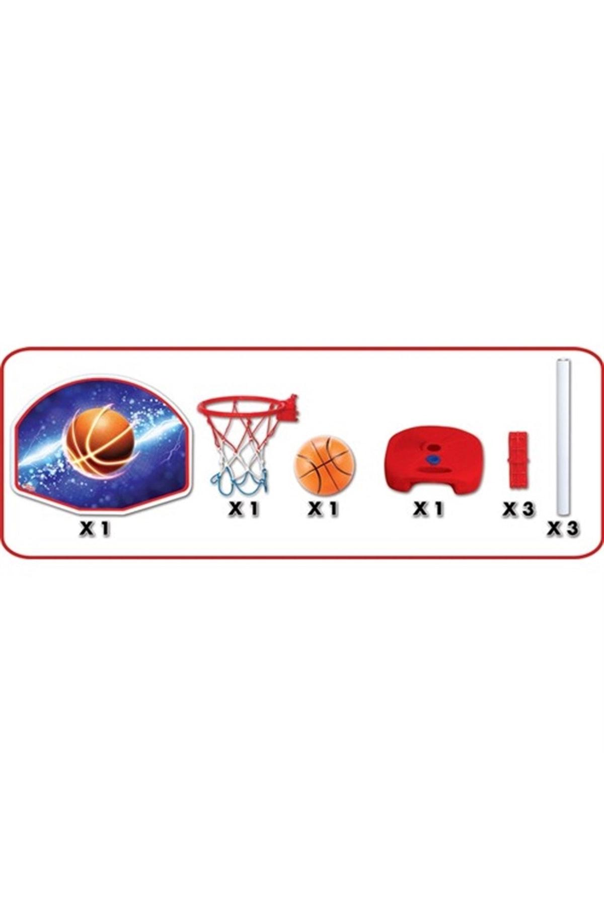 Dede Oyuncak Basketbol Seti Ayaklı 3 Boy 2