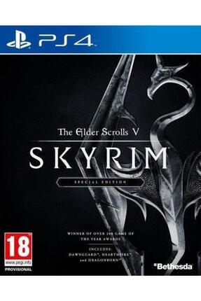 BETHESDA The Elder Scrolls 5 Skyrım Specıal Edıtıon Ps4 Oyun