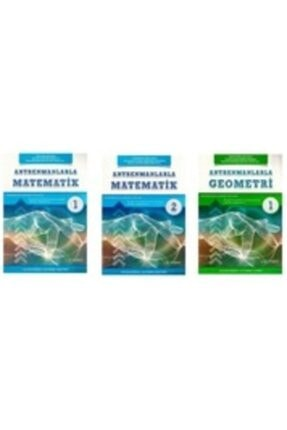 Antrenmanlarla Matematik Yayıncılık Antrenmanlarla Matematik Geometri Seti 1.2.1. Kitap