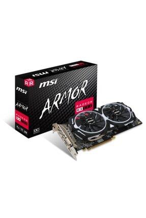MSI Rx580 Armor Oc 4gb 256 Bit Ekran Karti