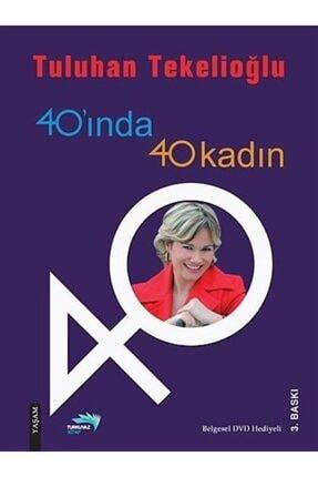 Turkuvaz Kitap 40'ında 40 Kadın