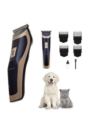 yopigo Pet-650 Kedi Köpek Tıraş Seti Pet Evcil Hayvan Tüy Kesme Traş Tıraş Makinesi Kp1907g
