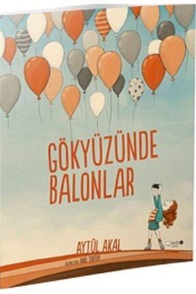 Redhouse Kidz Yayınları Gökyüzünde Balonlar