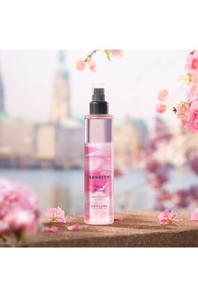 Oriflame Sensity Pink Bloom Sprey Kolonya