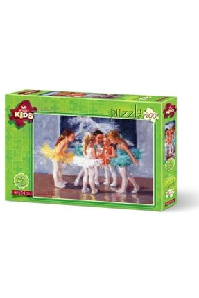 Art Puzzle Minik Balerinler 200 Parça 7+ Yaş Puzzle