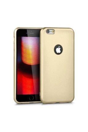 Sunix Rubber Oil Xiaomi Mi Note 10 Uyumlu Gold Silikon Telefon Kapağı