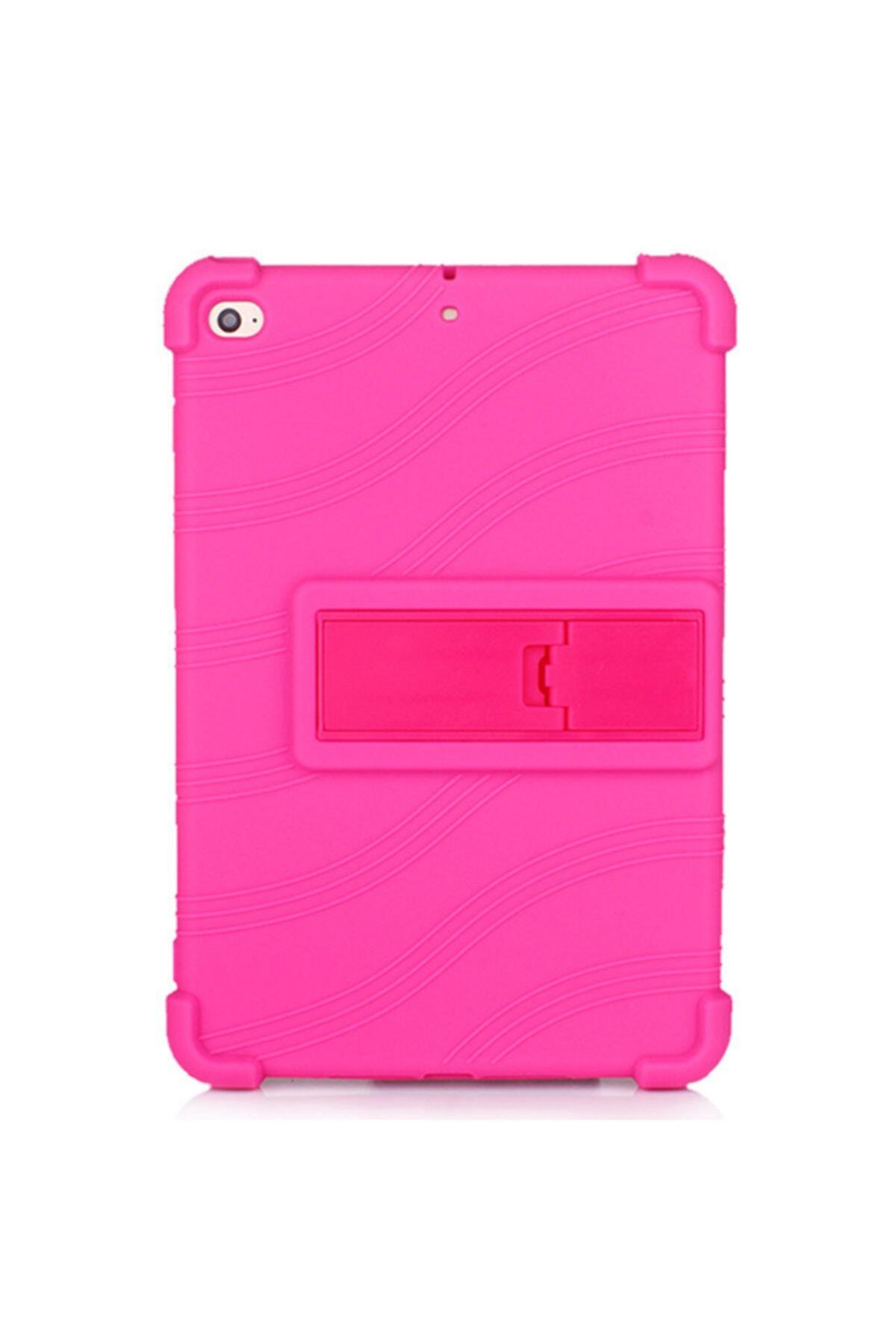 Ally Mobile Ally Ipad Mini 5-mini 4 Shockproof Kılıf Standlı Silikon Kılıf 2