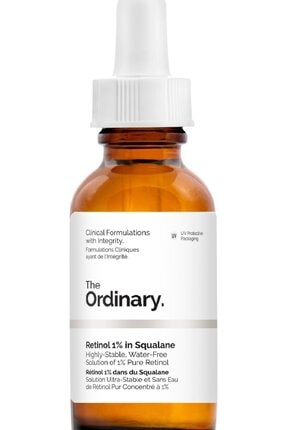 The Ordinary Retinol In Squalane 1% 30ml