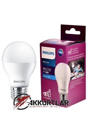 Philips Phılıps Ess. Led Lamba 9w-60w 6500k Beyaz Işık