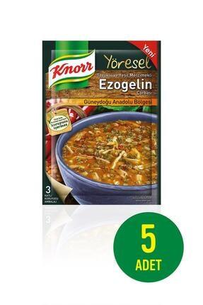 Knorr Mercimekli Ezogelin Çorbası 95 Gr X 5 Adet