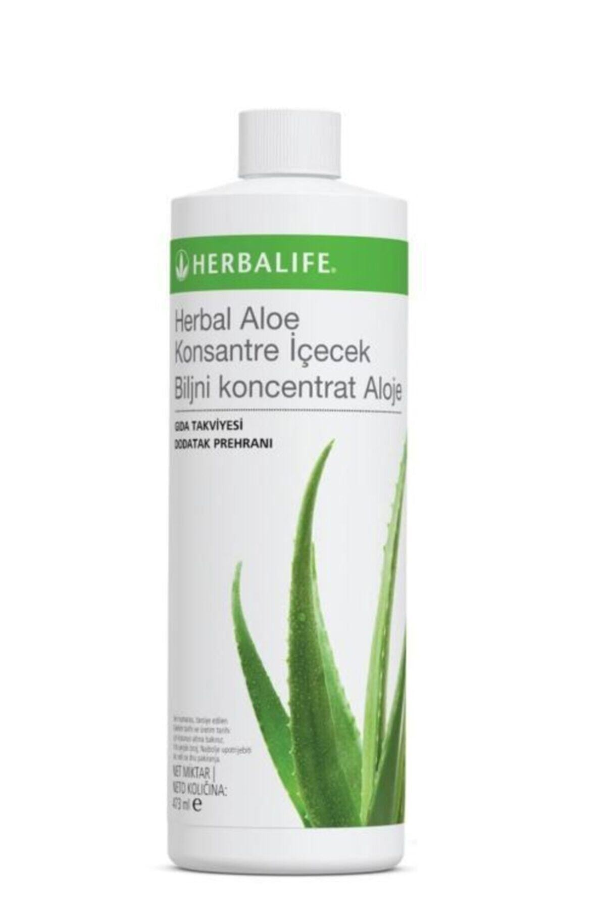 Herbalife Aloe Konsantre İçecek 473 ml 1