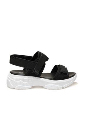 Butigo 19s-3421fx Siyah Kadın Spor Sandalet
