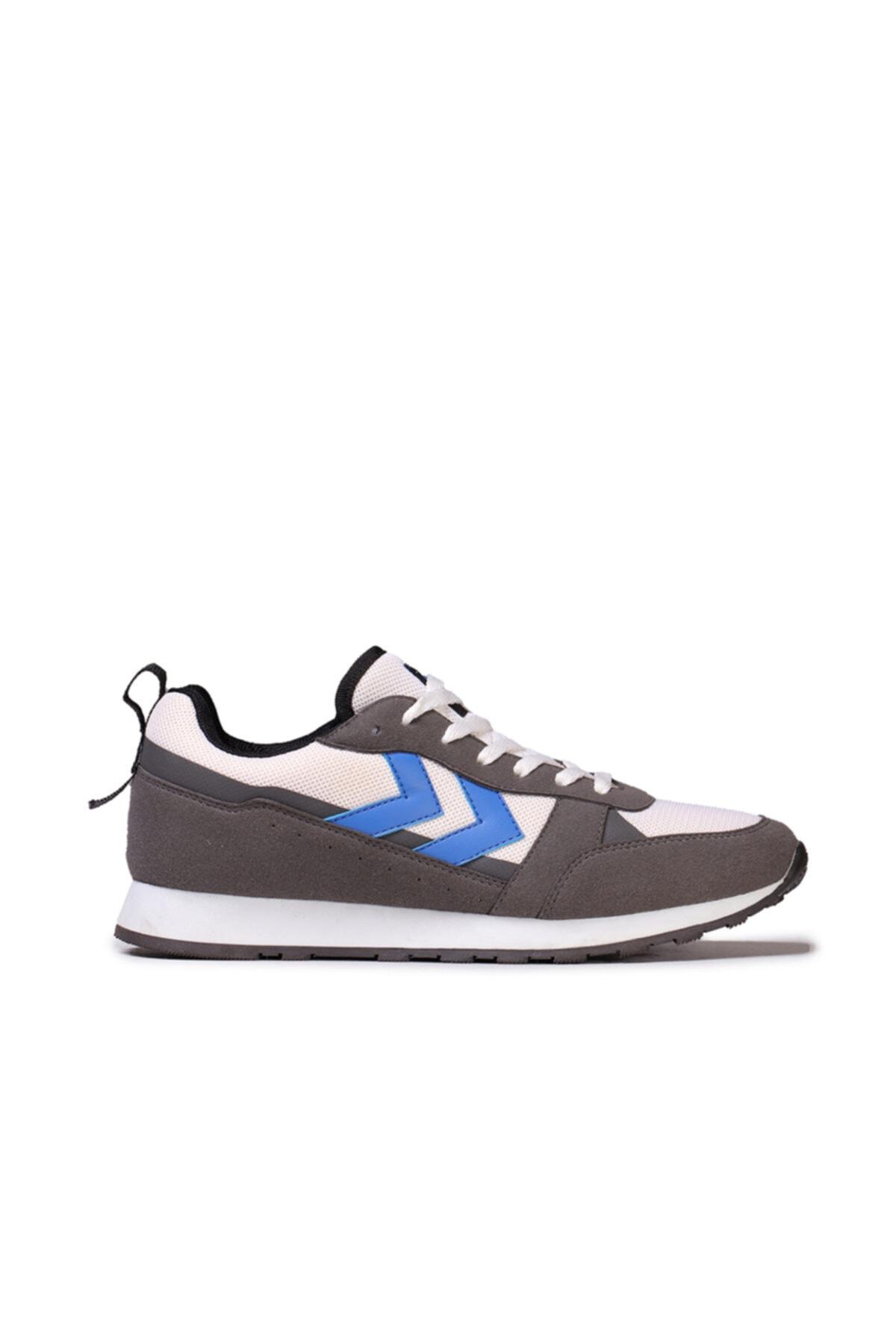 HUMMEL Unisex Gri Sneakers 1