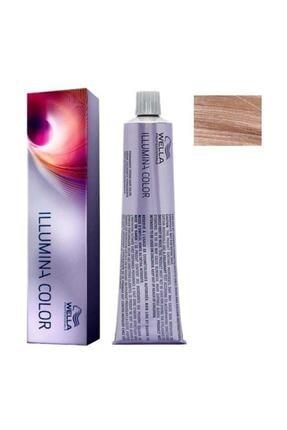 Wella Illumina 9/60 Çok Açık Viole Doğal Kumral Saç Boyası 60 ml
