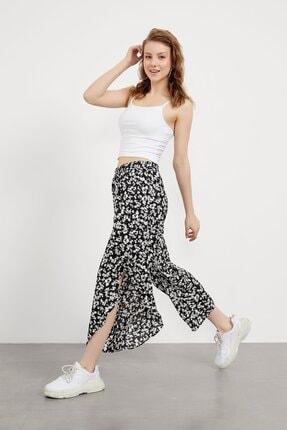Arma Life Kadın Desenli Çapraz Yırtmaçlı Pantolon