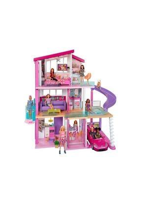 Barbie Üç Katlı Rüya Evi ve Aksesuarları Oyun Seti  FHY73-FHY73