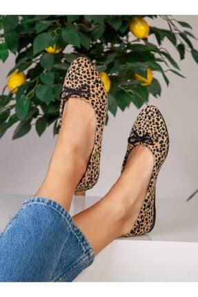 ayakkabıhavuzu Günlük Ayakkabı - Leopar -