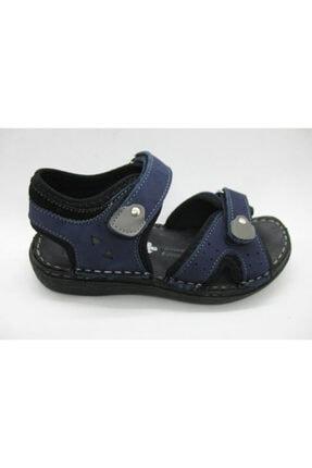Toddler 01406 Spor Doğal Deri Laci Sandalet 31-35