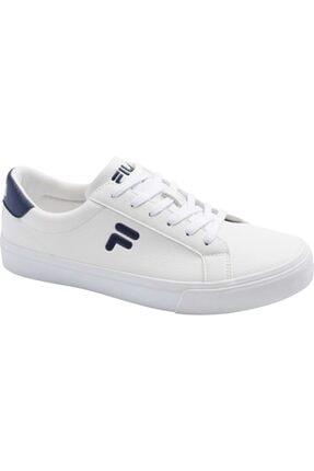 Fila Erkek Beyaz Bağcıklı Sneaker