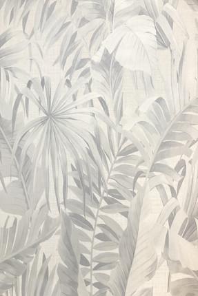 Flamingo 19254 Geniş Yaprak Desenli Duvar Kağıdı (5,33 m²)