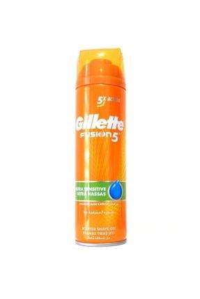 Gillette Fusion5 Ultra Hassas Tıraş Jeli 200 Ml