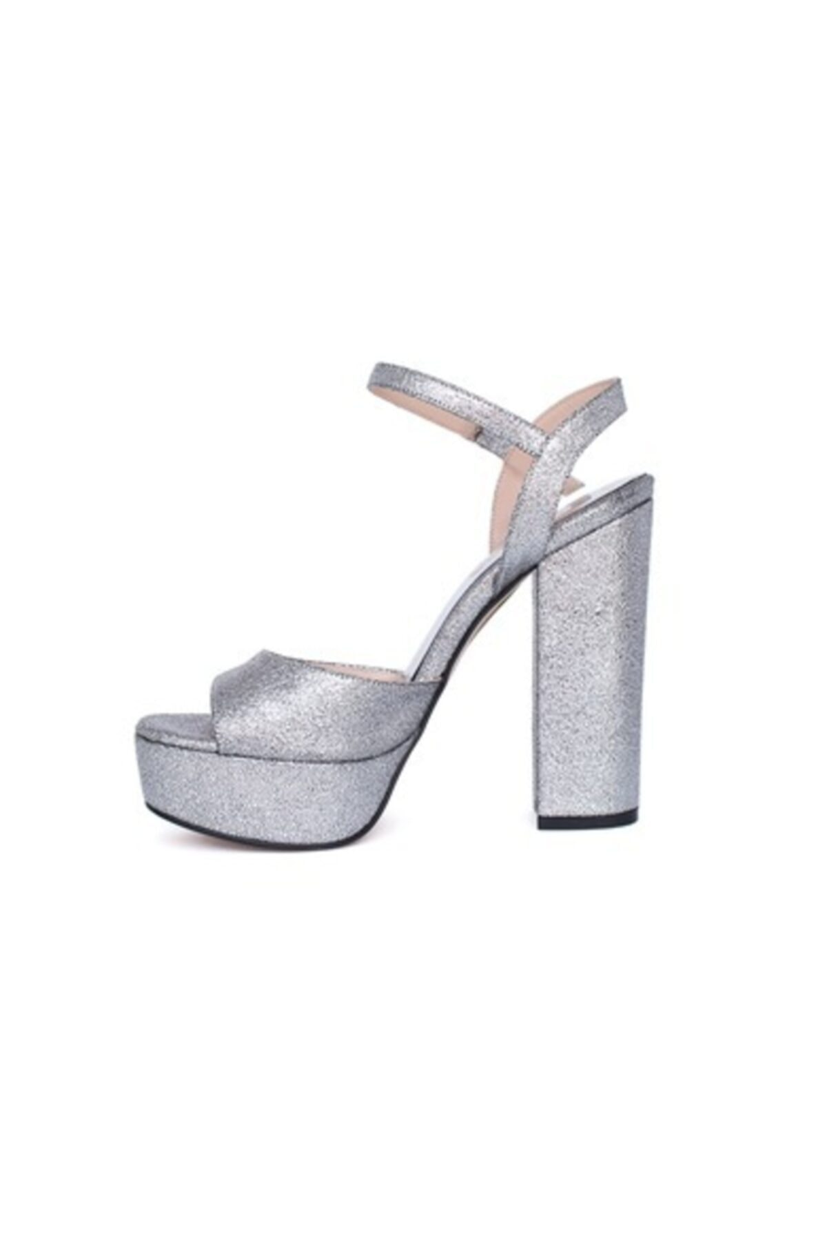 KEMAL TANCA Kadın Gümüş Ayakkabı 2