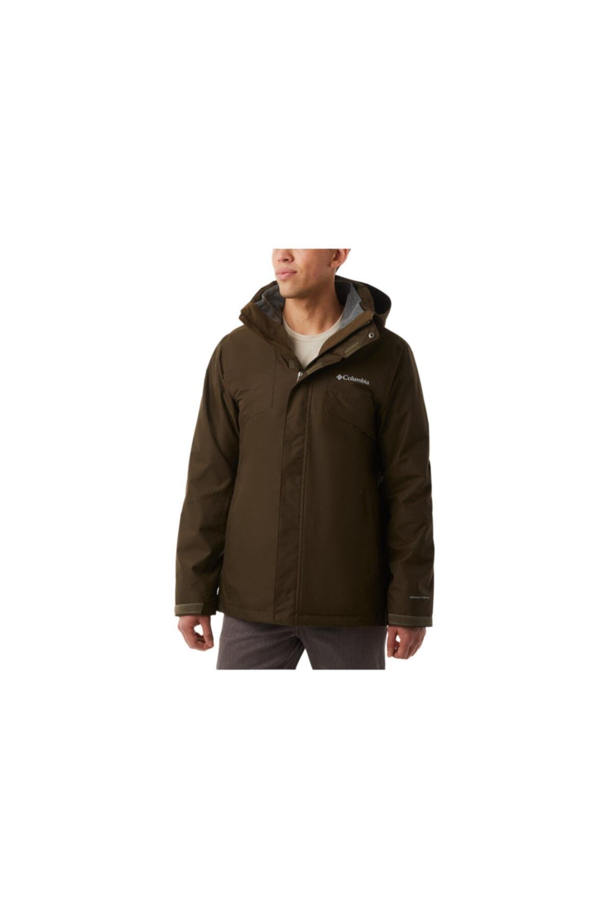 Columbia Erkek Haki Bugaboo Fleece Ic Fleece Ceket 1