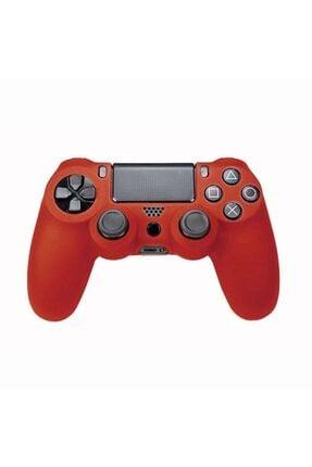 Konsol İstasyonu Kırmızı Playstation 4 Ps4 Kol Kılıfı - Dualshock 4 Kılıf