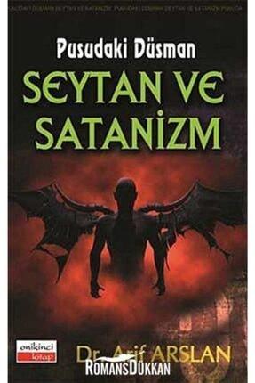 Onikinci Kitap Pusudaki Düşman Şeytan ve Satanizm