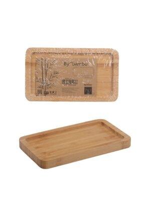 Paçi Bambu Çerezlik (17x10x1,5 Cm)
