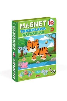 DIY Toys Dıy-toy Magnetiq Hayvan Tamamlama 1512
