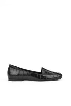 Ziya Kadın Siyah Casual Ayakkabı 103360 2004